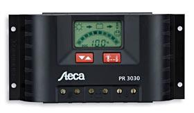 Фотоволтаичен контролер с дисплей за 12 и 24 волтови системи